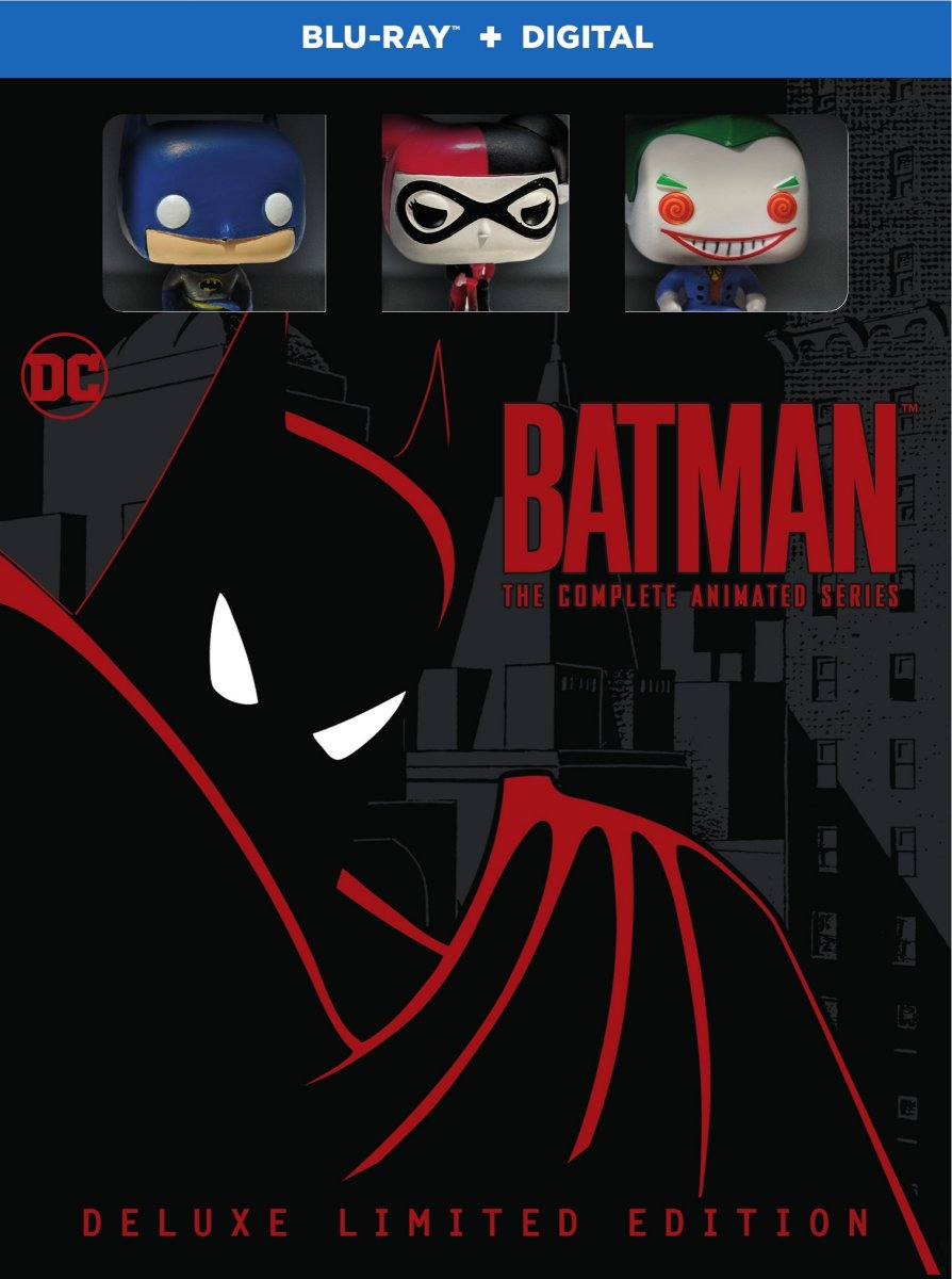 The Heart of Batman: The Batman: Complete Animated Series Blu-ray Extra