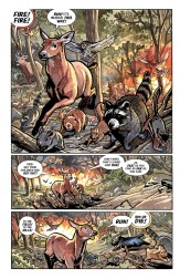 Beasts of Burden: Wise Dogs and Eldritch Men preview page 2