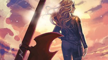 Buffy the Vampire Slayer Season 12: The Reckoning #4 cover by Stephanie Hans