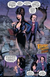 Elvira: Mistress of the Dark #2 preview page 2