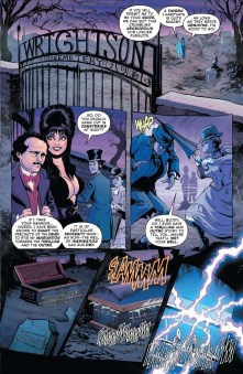 Elvira: Mistress of the Dark #2 preview page 3