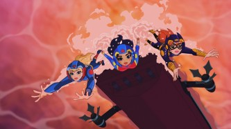 DC Super Hero Girls: Legends of Atlantis