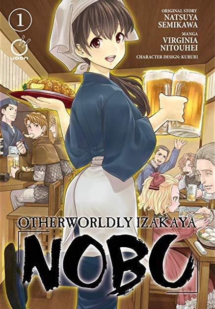 Otherworldly Izakaya Nobu Volume 1