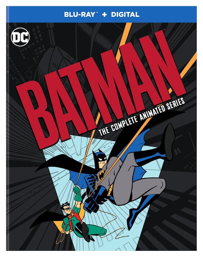 Another Version of the Batman Animated Series Blu-ray Announced