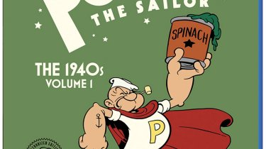 Popeye the Sailor: The 1940s, Volume 1