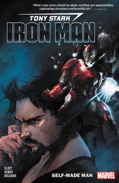 Tony Stark: Iron Man Volume 1: Self-Made Man