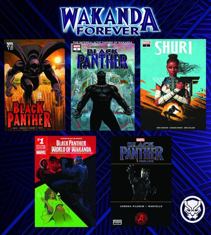 Wakanda Forever image