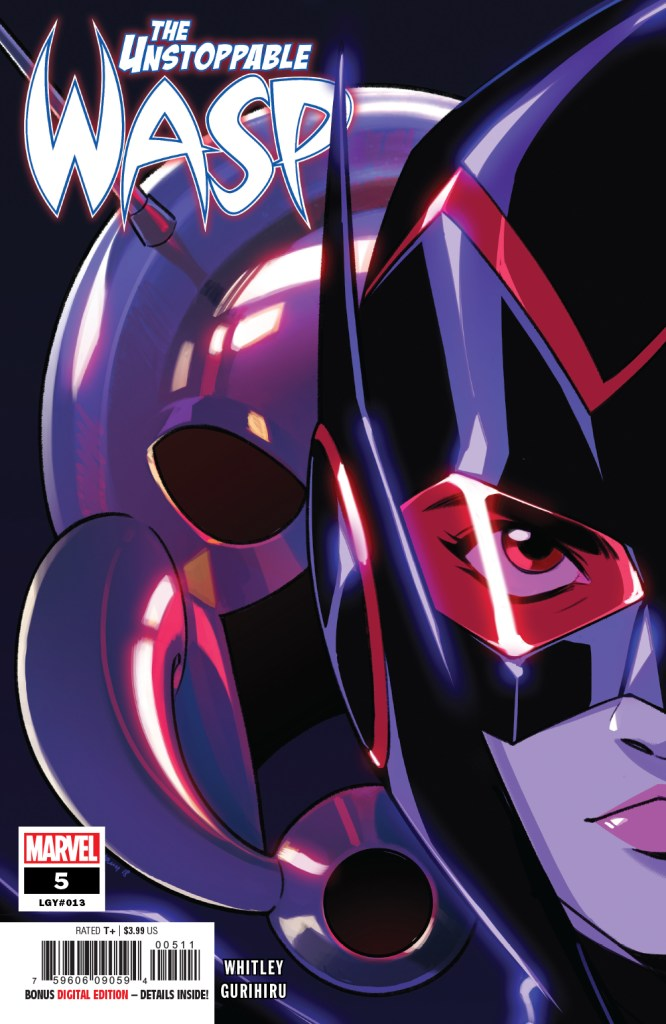 The Unstoppable Wasp #5