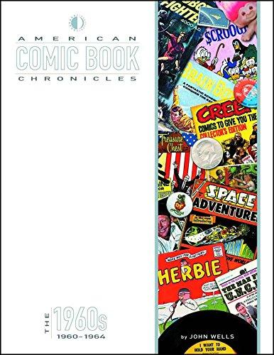 American Comic Book Chronicles: 1960-1964