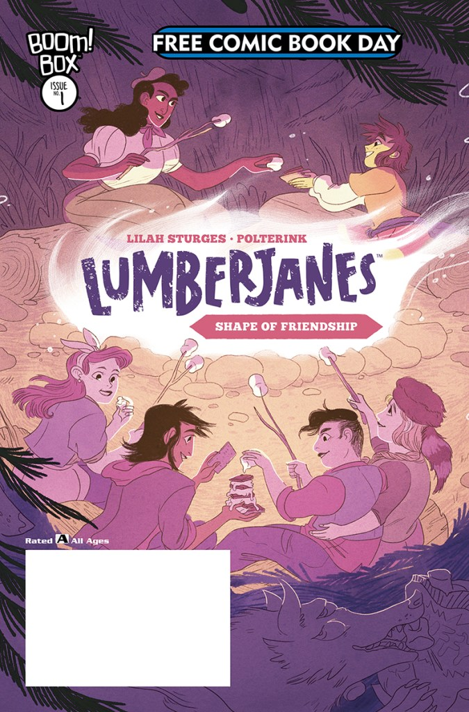 Lumberjanes: The Shape of Friendship FCBD issue