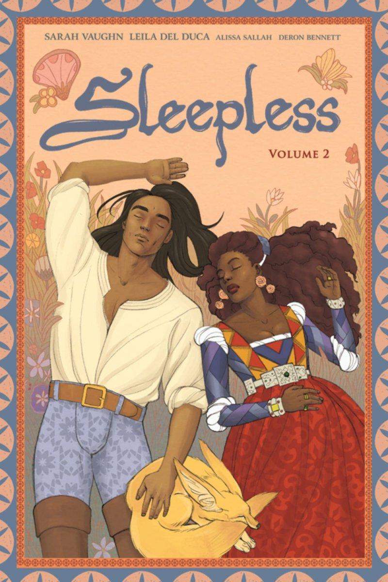 Sleepless Volume 2