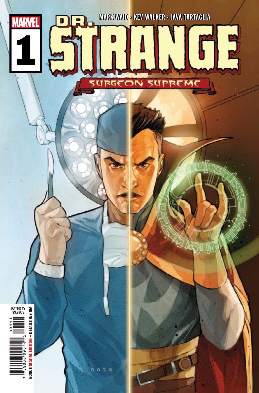 Image result for dr strange surgeon supreme #1