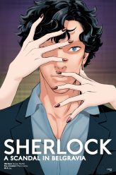 Sherlock: A Scandal in Belgravia #1 cover by Jay
