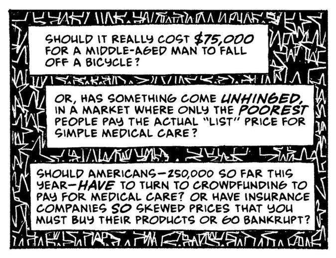 Dustin Harbin comic panel