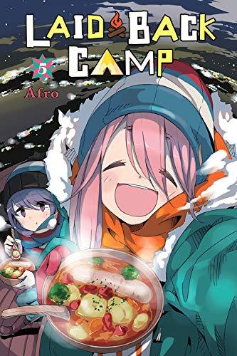 Laid-Back Camp Volume 5
