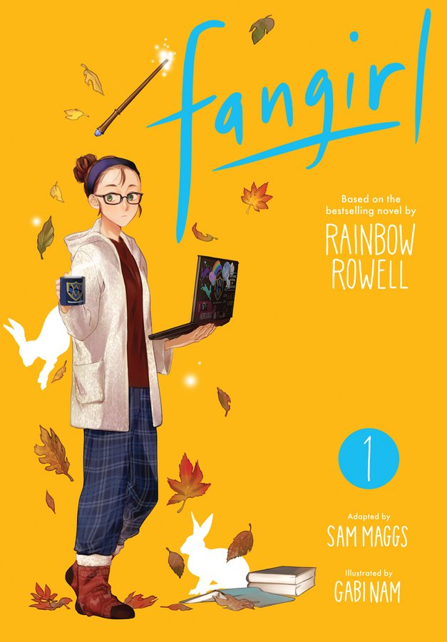 Fangirl: The Manga