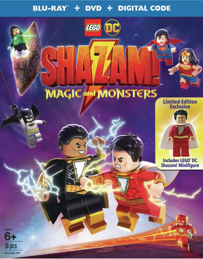LEGO DC Shazam! Magic & Monsters