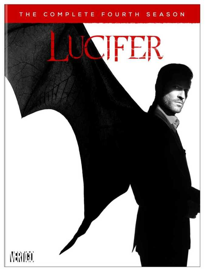 Lucifer: The Complete Fourth Season