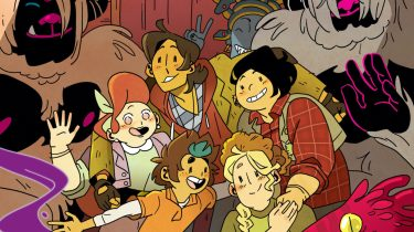 Lumberjanes: End of Summer #1 cover A by Kat Leyh