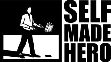 SelfMadeHero logo