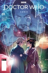 Doctor Who: Missy #1 Cover D by Roberta Ingranata