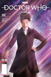 Doctor Who: Missy #2 Cover B by Andrew Leung