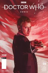 Doctor Who: Missy #3 Cover C by Claudia Caranfa