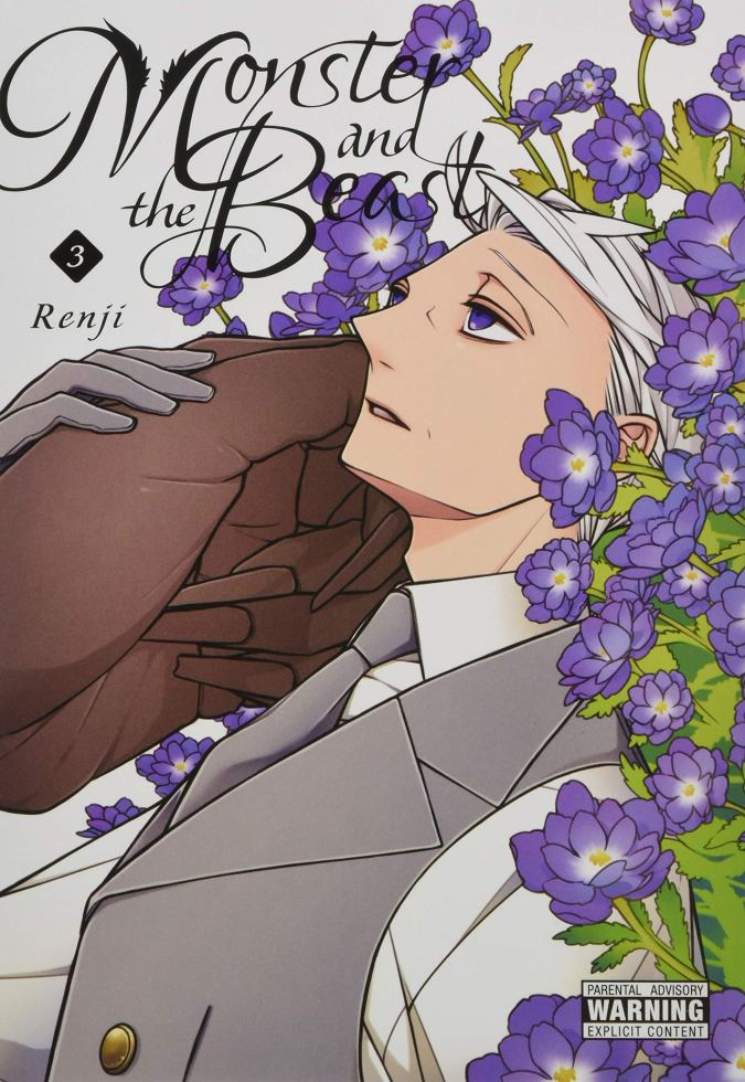 Monster and the Beast Volume 3 cover