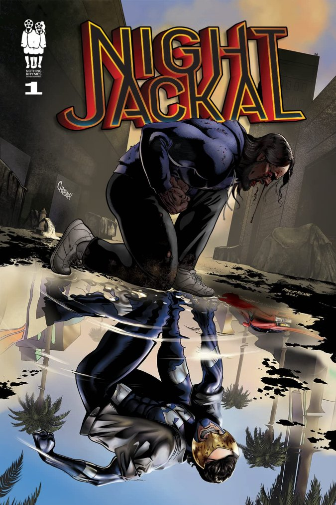 Night Jackal #1