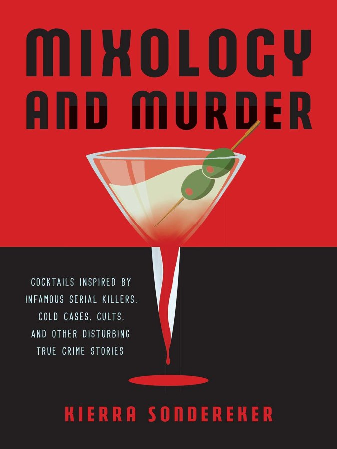 Mixology and Murder cover