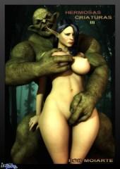 Hermosas criaturas 3 historieta xxx