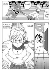 Bulma ga Chikyuu o Sukuu! cómic xxx