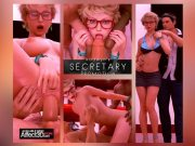 Secretary Promotion Comic adulto
