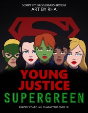 Young Justice Supergreen