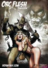 Orc Flesh- Templeton Español