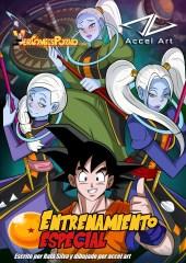 Entrenamiento especial – Dragon Ball Descargar