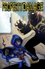 Teen Titans Property Damage [Español]