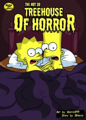 The Simpsons Not so Treehouse of Horror [English]