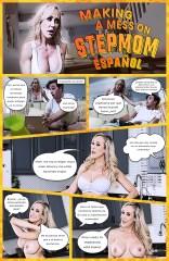 Making a Mess on Stepmom Español [Brazzers] [Brandi Love]