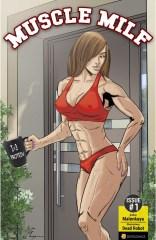 Muscle Milf- Bot (Español) Sexo con chica musculada