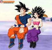 Saiyan Love- FoxyBulma [Dragon Ball Super] (Español)