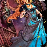 Grimm Fairy Tales Presents Zombies The Cursed
