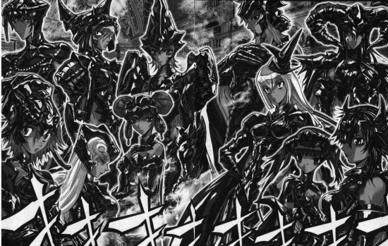 Rimuru's twelve patrons 聖魔リムル十二守護王, seimarimuru juuni shugo ou, literally meaning rimuru's twelve guardian kings are the top 12 executives of. Rimuru S Twelve Patrons Tensei Shitara Slime Datta Ken Vs The Twelve Titans Saint Seiya Battles Comic Vine