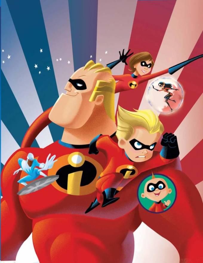 Incredibles Members Comic Vine