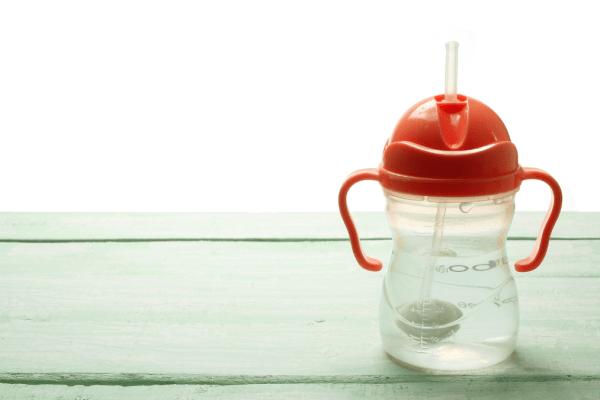 O bebé pode beber água?
