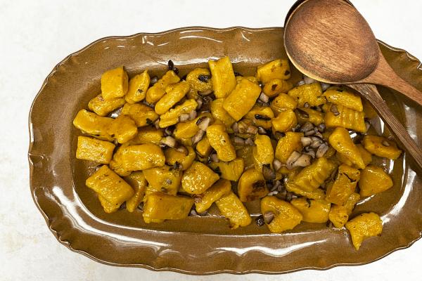 Gnocchi de abóbora