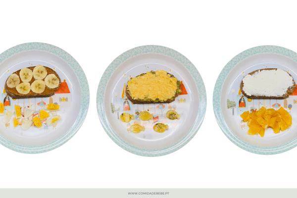 Como variar o pequeno-almoço