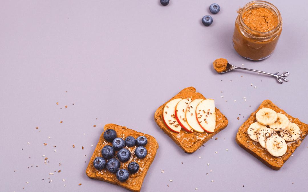 O que barrar no pão do pequeno-almoço (bebés + 12 meses)