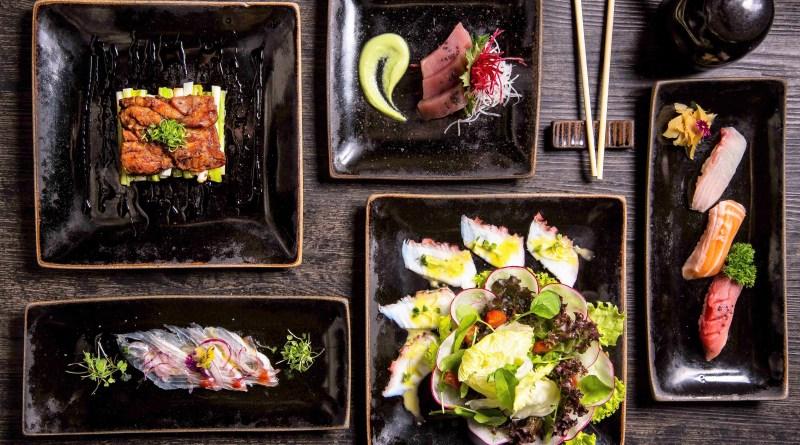 Toro Sushi tem menu executivo