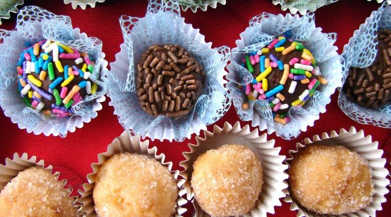 Comer doce após a refeição com saúdeco